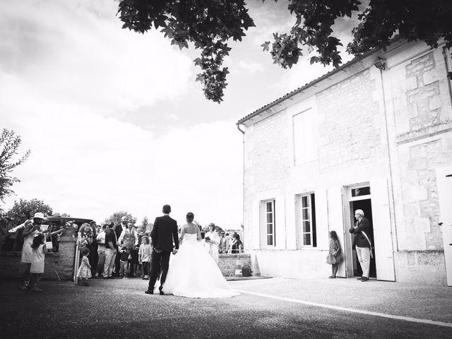 Le mariage de Thomas et Audrey à Saint-Vaize, Charente Maritime 2
