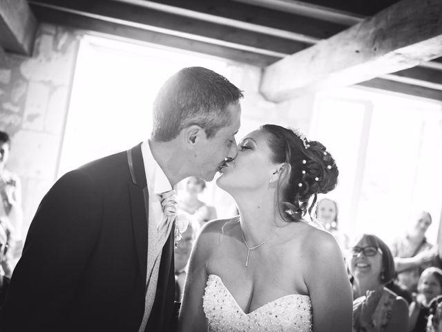 Le mariage de Thomas et Audrey à Saint-Vaize, Charente Maritime 3