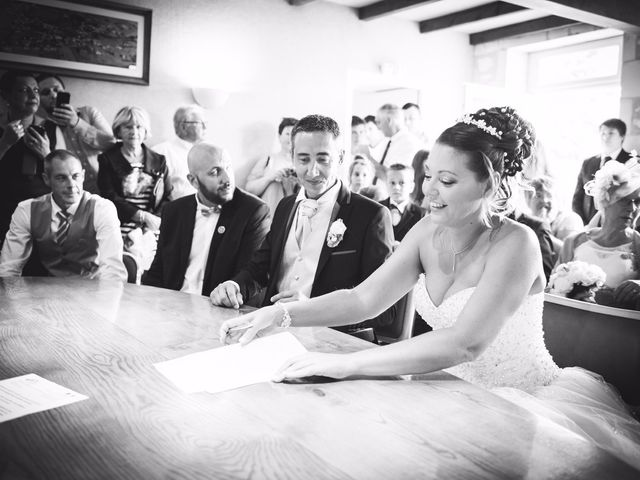 Le mariage de Thomas et Audrey à Saint-Vaize, Charente Maritime 4