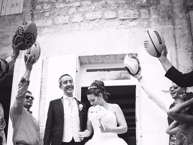 Le mariage de Thomas et Audrey à Saint-Vaize, Charente Maritime 7