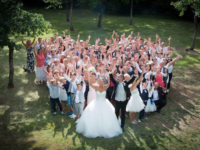 Le mariage de Thomas et Audrey à Saint-Vaize, Charente Maritime 12