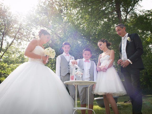 Le mariage de Thomas et Audrey à Saint-Vaize, Charente Maritime 23