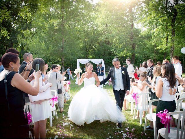 Le mariage de Thomas et Audrey à Saint-Vaize, Charente Maritime 25