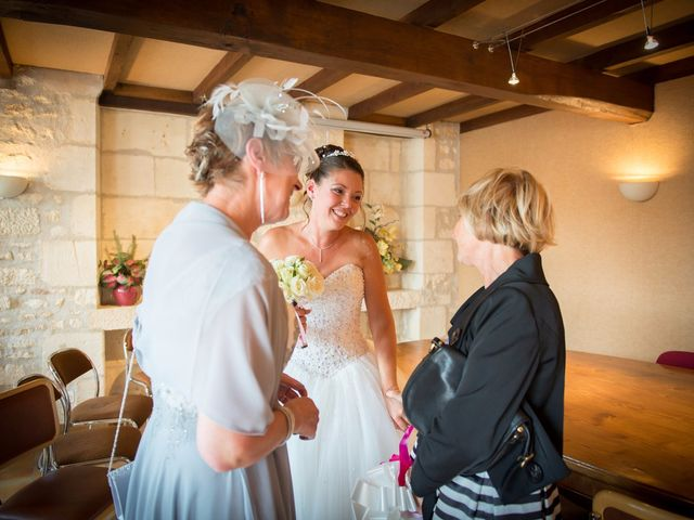 Le mariage de Thomas et Audrey à Saint-Vaize, Charente Maritime 27