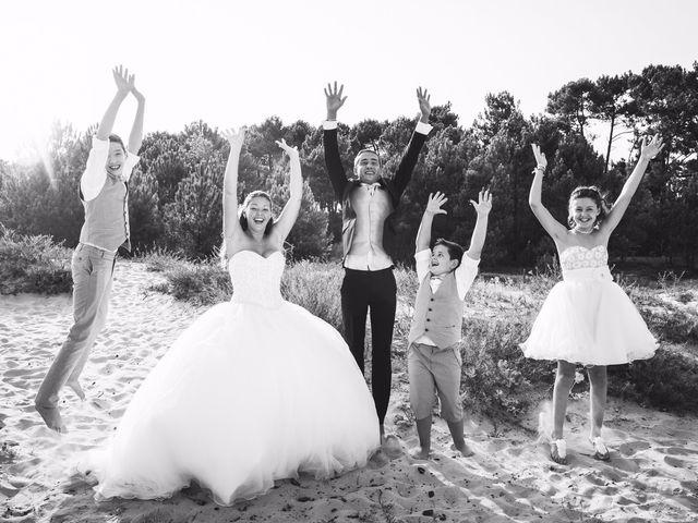 Le mariage de Thomas et Audrey à Saint-Vaize, Charente Maritime 34
