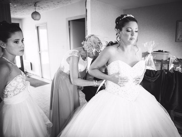 Le mariage de Thomas et Audrey à Saint-Vaize, Charente Maritime 46