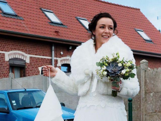 Le mariage de Gonzague et Suzy à Courcelles-le-Comte, Pas-de-Calais 4