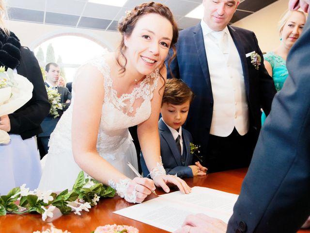Le mariage de Gonzague et Suzy à Courcelles-le-Comte, Pas-de-Calais 10