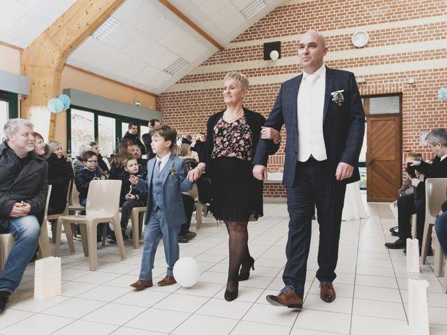 Le mariage de Gonzague et Suzy à Courcelles-le-Comte, Pas-de-Calais 22
