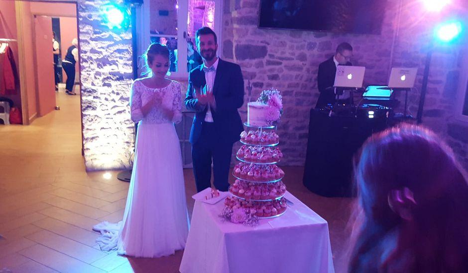 Le mariage de Wilfried et Laurianne à La Lucerne-d'Outremer, Manche