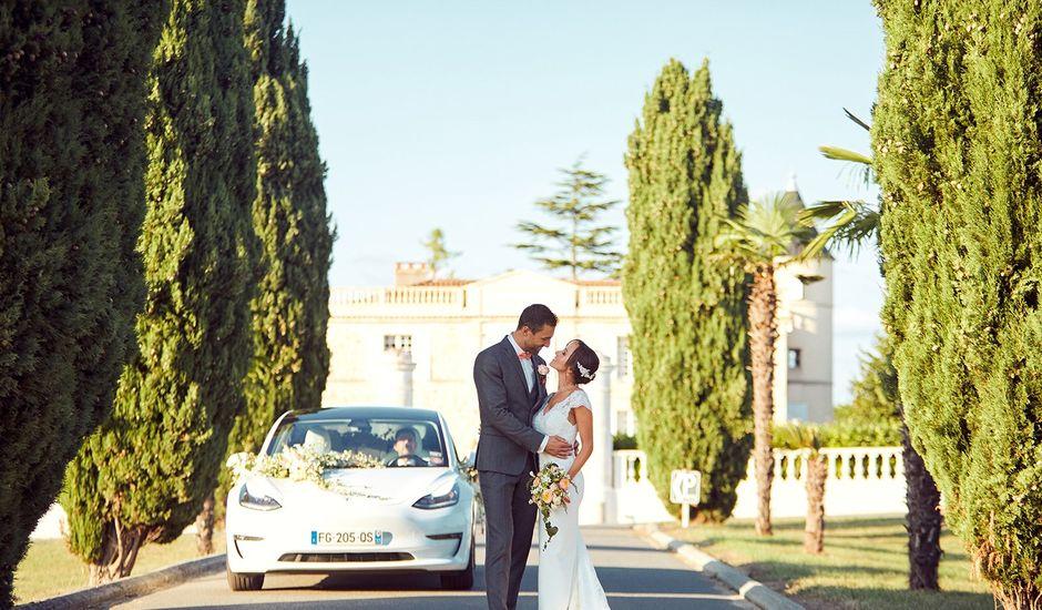 Le mariage de Jerôme et Virginie à Saint-Médard-en-Jalles, Gironde