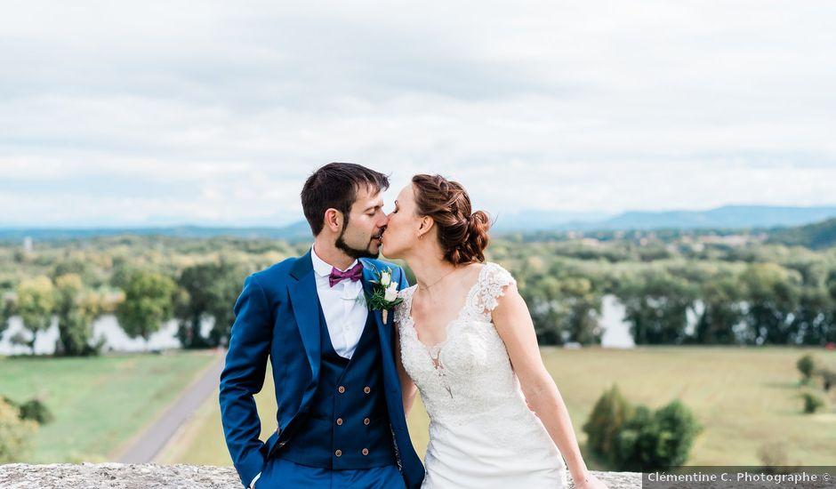 Le mariage de Emmanuel et Laure à Viviers, Ardèche