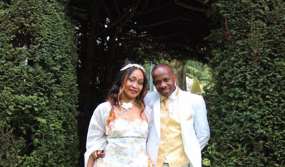 Le mariage de Serge et Mirella à Chelles, Seine-et-Marne