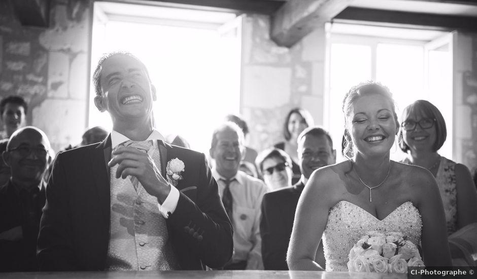 Le mariage de Thomas et Audrey à Saint-Vaize, Charente Maritime