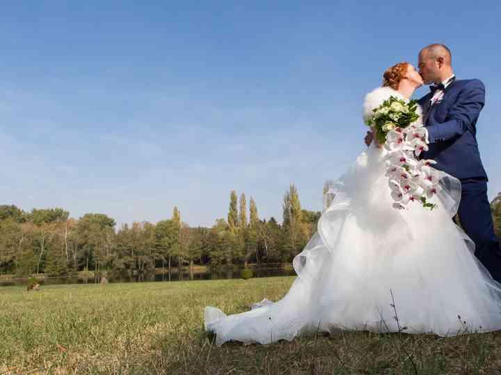 Le mariage de Ludivine et Vincent