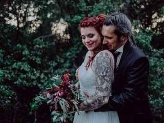 Le mariage de Anthéa et Christophe