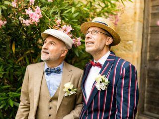 Le mariage de Jean Christophe et Lionel
