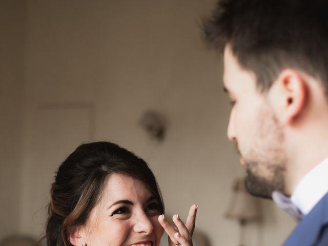 Le mariage de Raphaël et Camille à Eyrans, Gironde 16