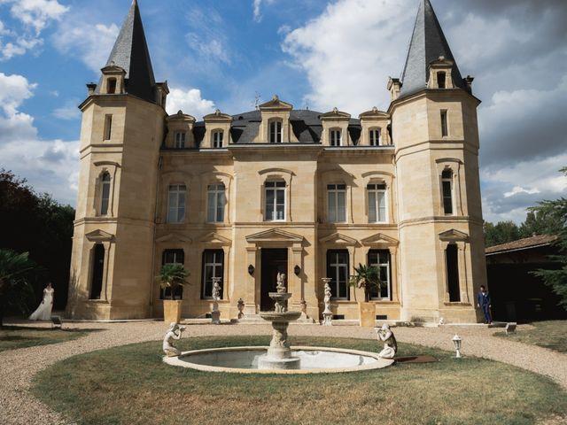Le mariage de Raphaël et Camille à Eyrans, Gironde 34