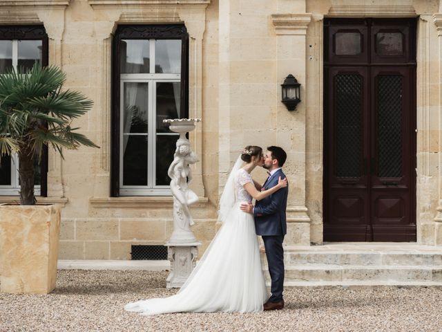 Le mariage de Raphaël et Camille à Eyrans, Gironde 35