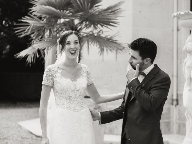 Le mariage de Raphaël et Camille à Eyrans, Gironde 36
