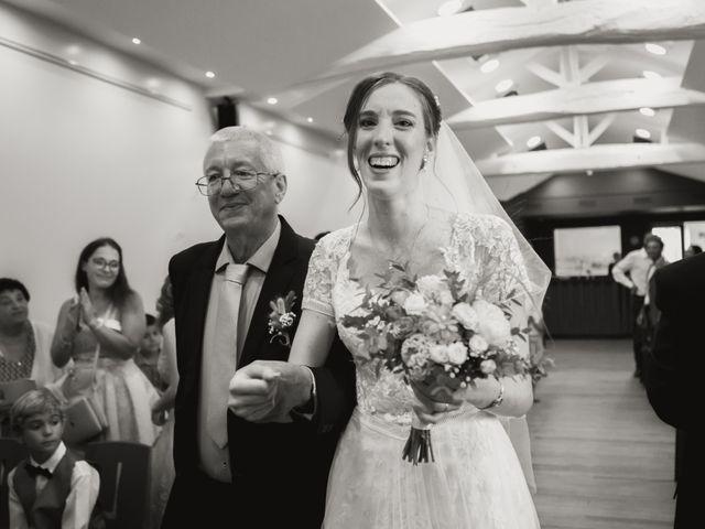 Le mariage de Raphaël et Camille à Eyrans, Gironde 39