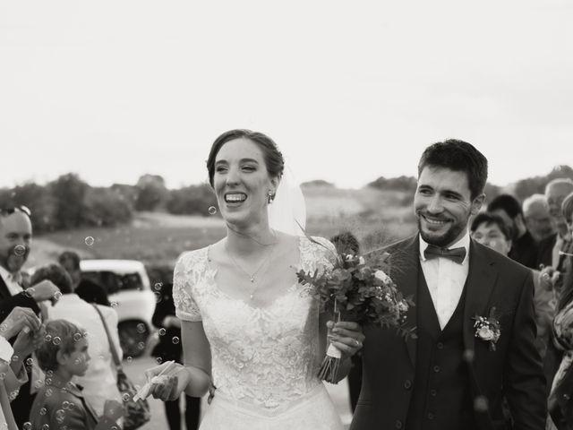 Le mariage de Raphaël et Camille à Eyrans, Gironde 44