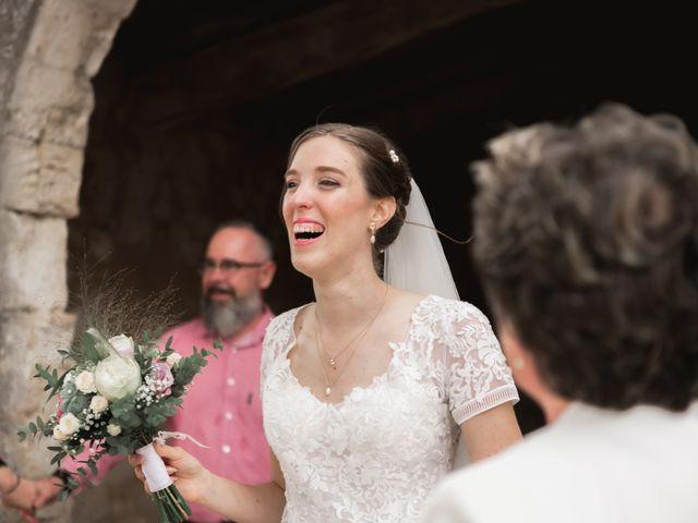 Le mariage de Raphaël et Camille à Eyrans, Gironde 45