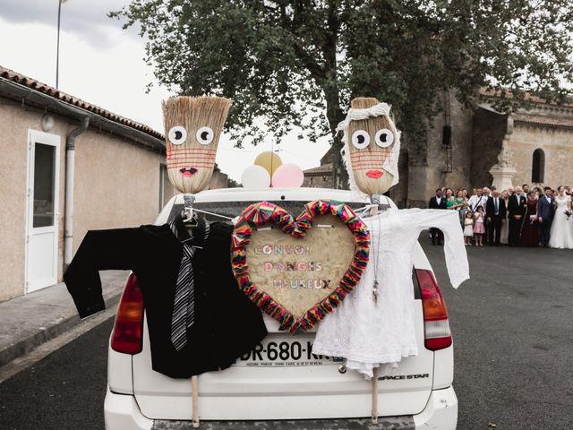 Le mariage de Raphaël et Camille à Eyrans, Gironde 46