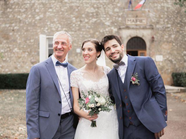 Le mariage de Raphaël et Camille à Eyrans, Gironde 49