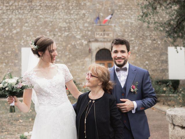 Le mariage de Raphaël et Camille à Eyrans, Gironde 50