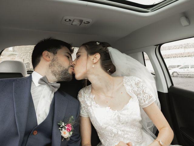 Le mariage de Raphaël et Camille à Eyrans, Gironde 54