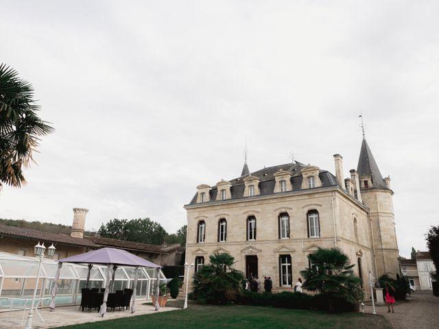 Le mariage de Raphaël et Camille à Eyrans, Gironde 55