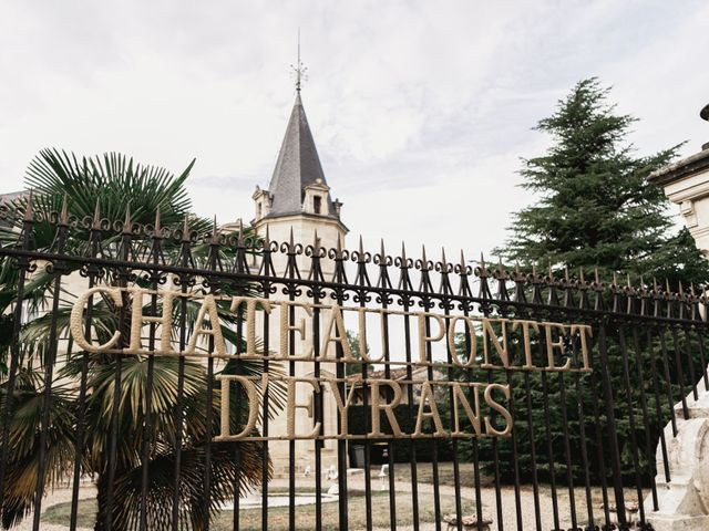 Le mariage de Raphaël et Camille à Eyrans, Gironde 56