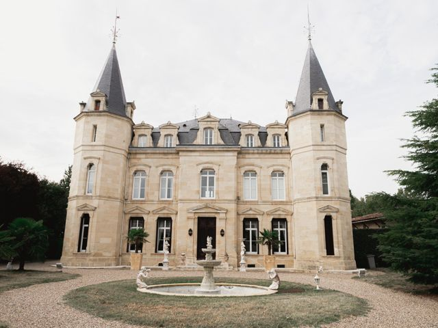 Le mariage de Raphaël et Camille à Eyrans, Gironde 2