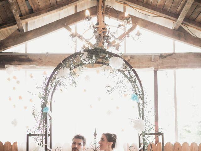 Le mariage de Raphaël et Camille à Eyrans, Gironde 68