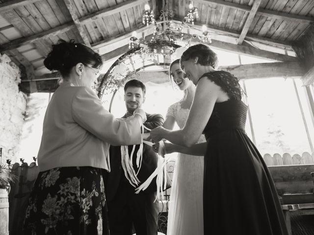Le mariage de Raphaël et Camille à Eyrans, Gironde 69