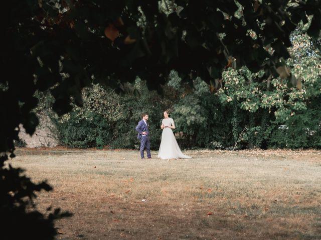 Le mariage de Raphaël et Camille à Eyrans, Gironde 70
