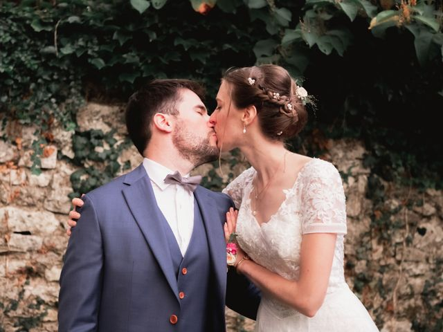 Le mariage de Raphaël et Camille à Eyrans, Gironde 72