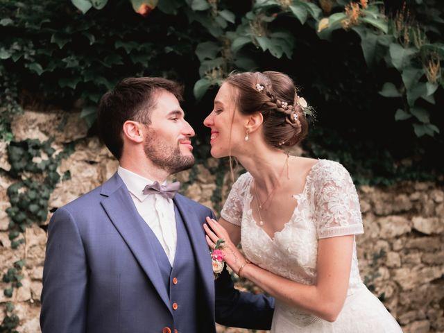 Le mariage de Raphaël et Camille à Eyrans, Gironde 73