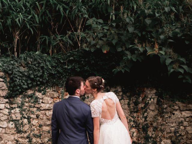 Le mariage de Raphaël et Camille à Eyrans, Gironde 74