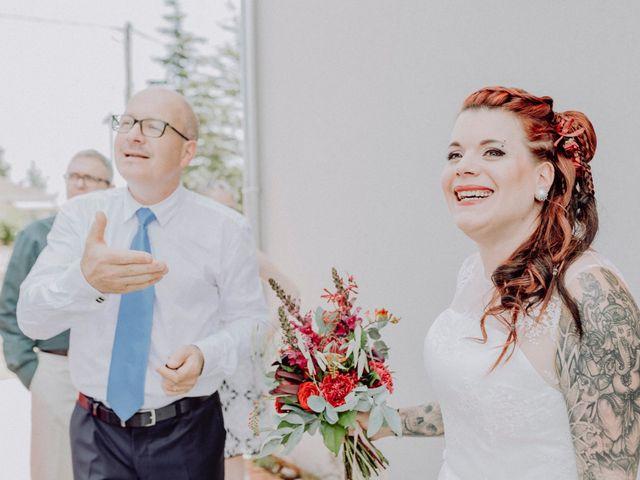 Le mariage de Christophe et Anthéa à Saint-Martin-la-Plaine, Loire 19