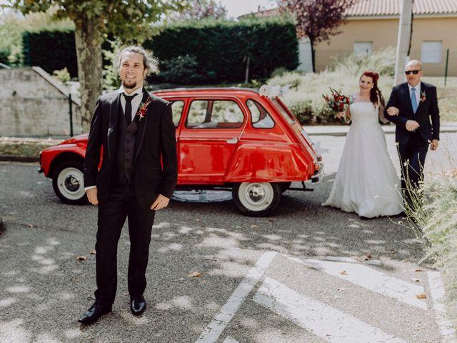Le mariage de Christophe et Anthéa à Saint-Martin-la-Plaine, Loire 22