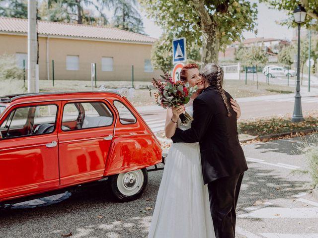 Le mariage de Christophe et Anthéa à Saint-Martin-la-Plaine, Loire 23