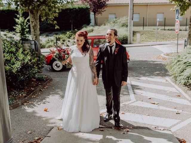 Le mariage de Christophe et Anthéa à Saint-Martin-la-Plaine, Loire 24