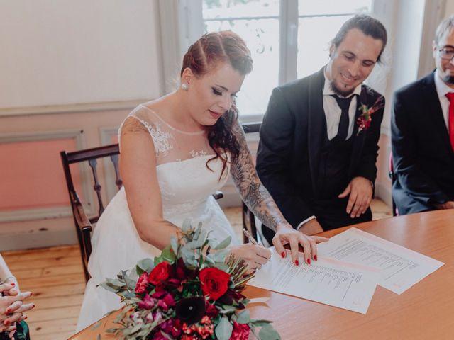Le mariage de Christophe et Anthéa à Saint-Martin-la-Plaine, Loire 26
