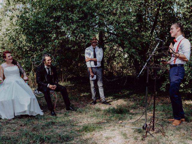 Le mariage de Christophe et Anthéa à Saint-Martin-la-Plaine, Loire 46