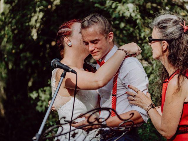 Le mariage de Christophe et Anthéa à Saint-Martin-la-Plaine, Loire 47