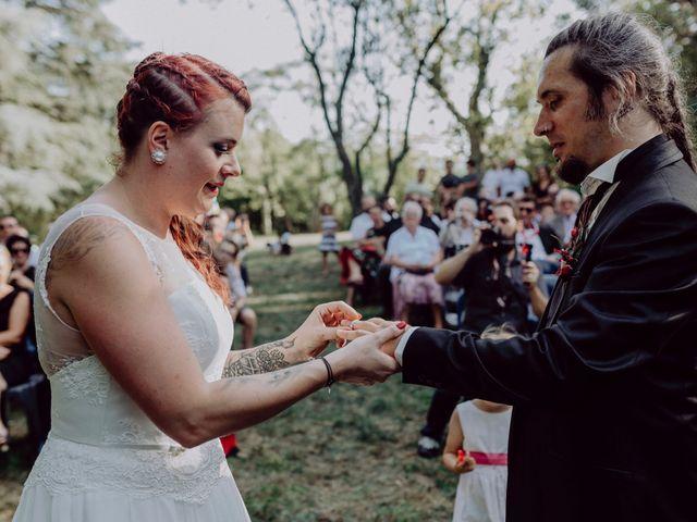 Le mariage de Christophe et Anthéa à Saint-Martin-la-Plaine, Loire 55