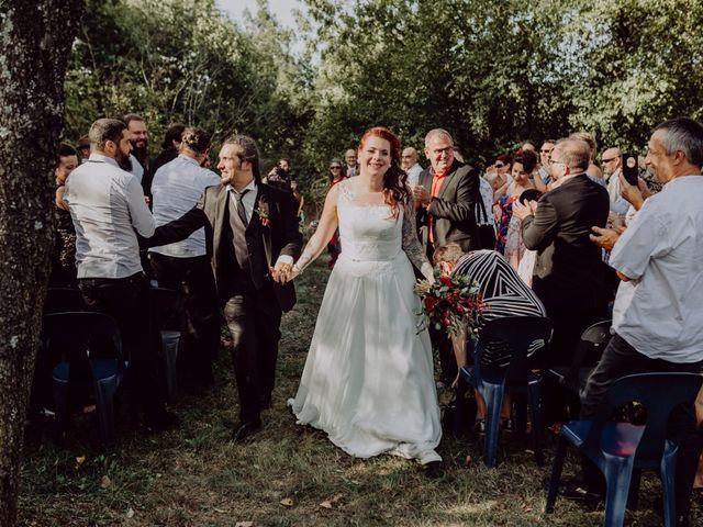 Le mariage de Christophe et Anthéa à Saint-Martin-la-Plaine, Loire 56